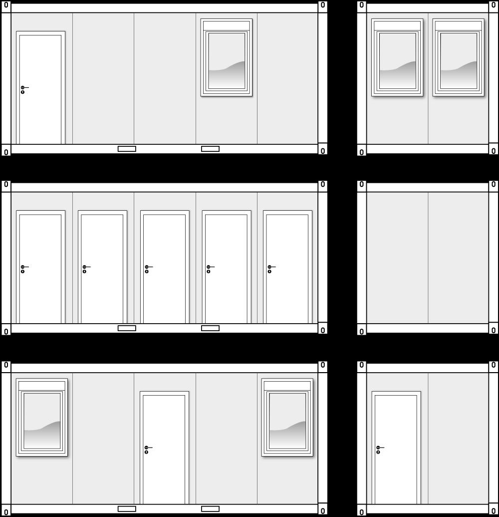 modular portable building plans