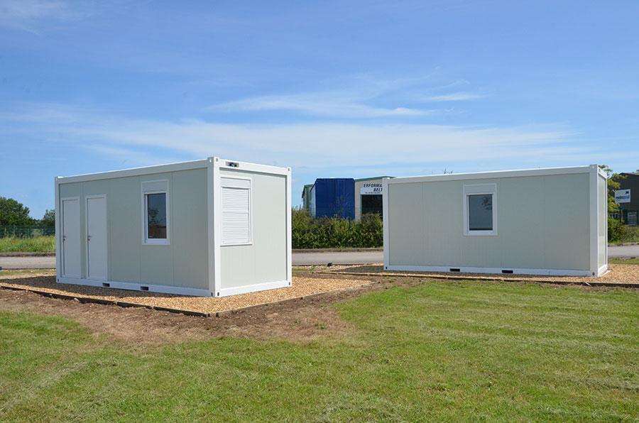 grand spaces modular buildings